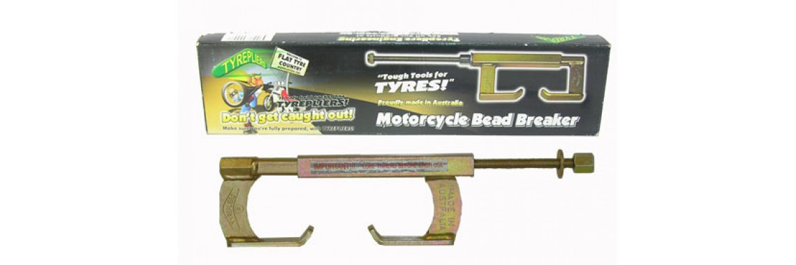 BB105: Motorcycle Bead Breaker