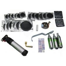 PUNC114: Tubed Plug & Inflate Kit