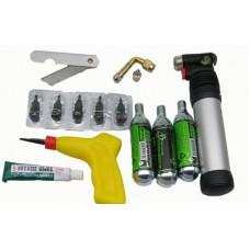 PUNC115: Tubeless Plug & Inflate Kit