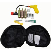 PUNC118: Tubeless Economy Plug and Inflate Kit
