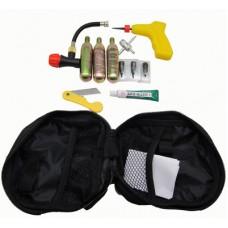 PUNC118: Tubeless Economy Plug and Inflate Kit