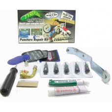 PUNC430: Motorcycle Puncture Repair Kit For Tubeless Tyres