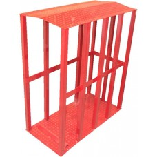 Inflation Cage: Tyre Inflation Cage - 5bar - 1m x 0.5m x1.2m high